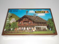 Faller 2232 HO 1:87 Scale MISB Cottage House FREE SHIPPING