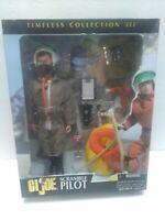 GI Joe Timeless Collection III Scramble Pilot 2000 NEW