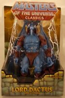Masters Of The Universe Classics Lord Dactus Heroic Bat Warrior With Mailer MISP