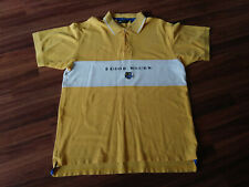 Vintage 1997 Eddie Bauer Golf Polo Men's Medium Retro 90s Rare EBTEK Summer