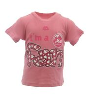 New York Mets Official MLB Genuine Baby Infant Girls Size Pink T-Shirt New W Tag