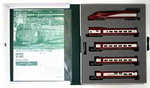 KATO N gauge Thalys Thalys PBA new paint 10-Car Set 10-1657 model railroad