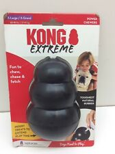 """KONG Extreme Dog Toy, Black"""