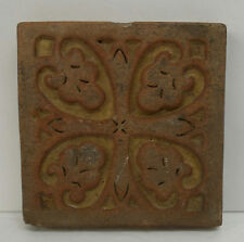 Batchelder Vintage Geometric Tile California