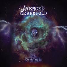 AVENGED SEVENFOLD CD - THE STAGE (2016) - NEW UNOPENED - ROCK METAL