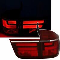 NUEVO Pilotos traseros para BMW X5 E70 07-10 Rojo Blanco LED IT LDBME2EL XINO IT