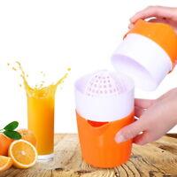 New Hand Squeezer Juicer Orange Manual Extractor Lemon Juice Press Fruit