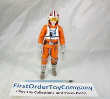 "Star Wars Black Series 6"" Inch Luke Skywalker Snowspeeder Loose Figure COMPLETE"