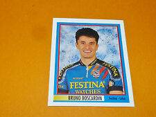N°269 BOSCARDIN FESTINA MERLIN GIRO D'ITALIA CICLISMO 1995 CYCLISME PANINI TOUR