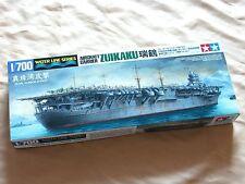 "Tamiya 31223 1/700 IJN Zuikaku ""Pearl Harbor Attack"""