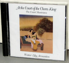 WATER LILY CD WLA-CS-34-CD: At the Court of the Chera King, OOP USA 1990s SEALED