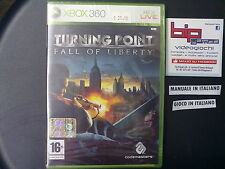 Turning Point - Fall of Liberty Xbox 360 CODEMASTERS