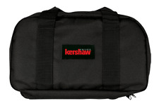 Kershaw Pocket Knife Storage Bag Case Holds 18 Knives Z997