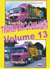 Funfair Fairground Transport DVD Video:NOTTINGHAM GOOSE FAIR 2000 Truck Lorry