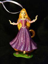 Disney Princess Rapunzel from Tangled Christmas Ornament glitter sparkle