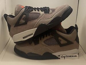 2021 Nike Air Jordan 4 Taupe Haze DB0732-200 Size IN HAND SHIPS NOW