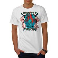 Wellcoda Japan Dragon Cool Mens T-shirt, Dragon Graphic Design Printed Tee