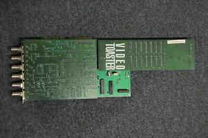 Video Toaster Card Untested