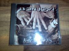 CD Album Bon Jovi - Keep The Faith Rare