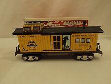 O Marx RGW horse caboose in original box