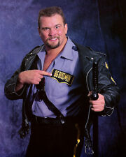 Pro Wrestler BIG BOSS MAN Glossy 8x10 Photo Wrestling WWF Print WWE Poster