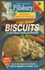 Recipes Featuring Pillsbury Refrigerated Biscuit Dough August September 1995