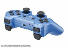 NEW PS3 Wireless Controller DualShock 3 Candy blue japan