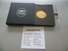 1000 EUROS OR MARIANNE 2017