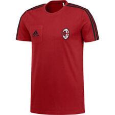 Camisetas de fútbol de clubes italianos para hombres rojo