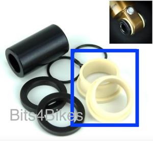 Fox Shock Bush DU Polymer Igus Low Friction Hardware x2   SAME DAY DISPATCH