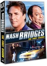 Nash Bridges: First Season [New DVD] Amaray Case