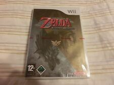 The Legend Of Zelda: Twilight Princess (Nintendo Wii, 2006, DVD-Box) NEU