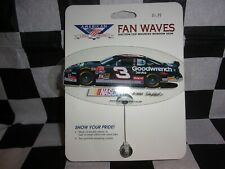 Dale Earnhardt Sr #3 Goodwrench 2002 Window Sign New- NASCAR