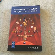 INNOVATION AND IMAGINATION AT WORK, SECOND EDITION. CAROLYN BARKER. 0074714538