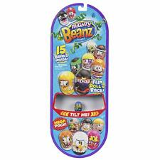 Mighty Beanz Mega Pack - Brand New - 15 Beanz Included