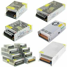 AC 100V-240V a DC 5V 12V 24V 36V unidad de luz LED adaptador de conmutador de fuente de alimentación