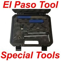 Red Line Tools RL4840 Volkswagen and Audi TDI Pumpe Duse Diesel Timing Tool Kit