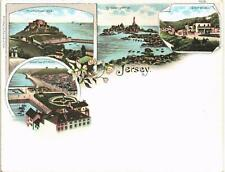 More details for jersey. court size postcard # 1308. printed in frankfort o/m.