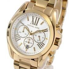 Michael Kors MK6266 Unisex Bradshaw Gold-Tone Watch
