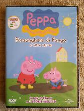 Peppa Pig pozzanghere di fango e altre storie - DVD cartoni NUOVO SIGILLATO