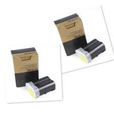 2* EN-EL15 New Batteries For Nikon MB-D11 MB-D12 D7000 D800 D800E V1 D600