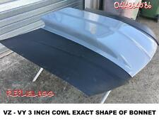 COMMODORE VY - VZ 3 INCH REVERSE COWL BONNET SCOOP EXACT SHAPE