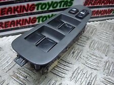 TOYOTA PREVIA 2000 2001 2002 2003 2004 2005 O/S DRIVER MASTER WINDOW SWITCH
