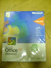 Microsoft Office XP Standard - Upgrade Version - Word, Excel, Outlook, PowerPoin