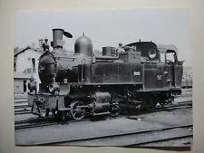 PORT010 1964 SERNADA do VOUGA Railway - STEAM LOCO NoE95 PHOTO Portugal