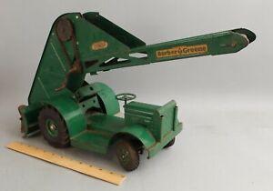 1950s Pressed Steel Barber Greene Doepke Model Conveyor Loader Construction Toy