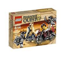 LEGO Pharaoh's Quest 7306 Golden Staff Guardians New