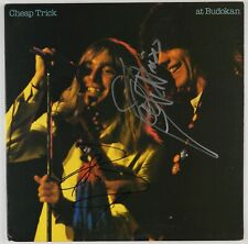 Signed Record Album C1 Proof Coa Cheap Trick Gfa All Shook Up