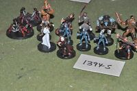 25mm star wars figures (as photo) (13945)