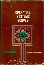 Operating System Survey by Anthony P. Sayers, 1971 HB, VERY GOOD